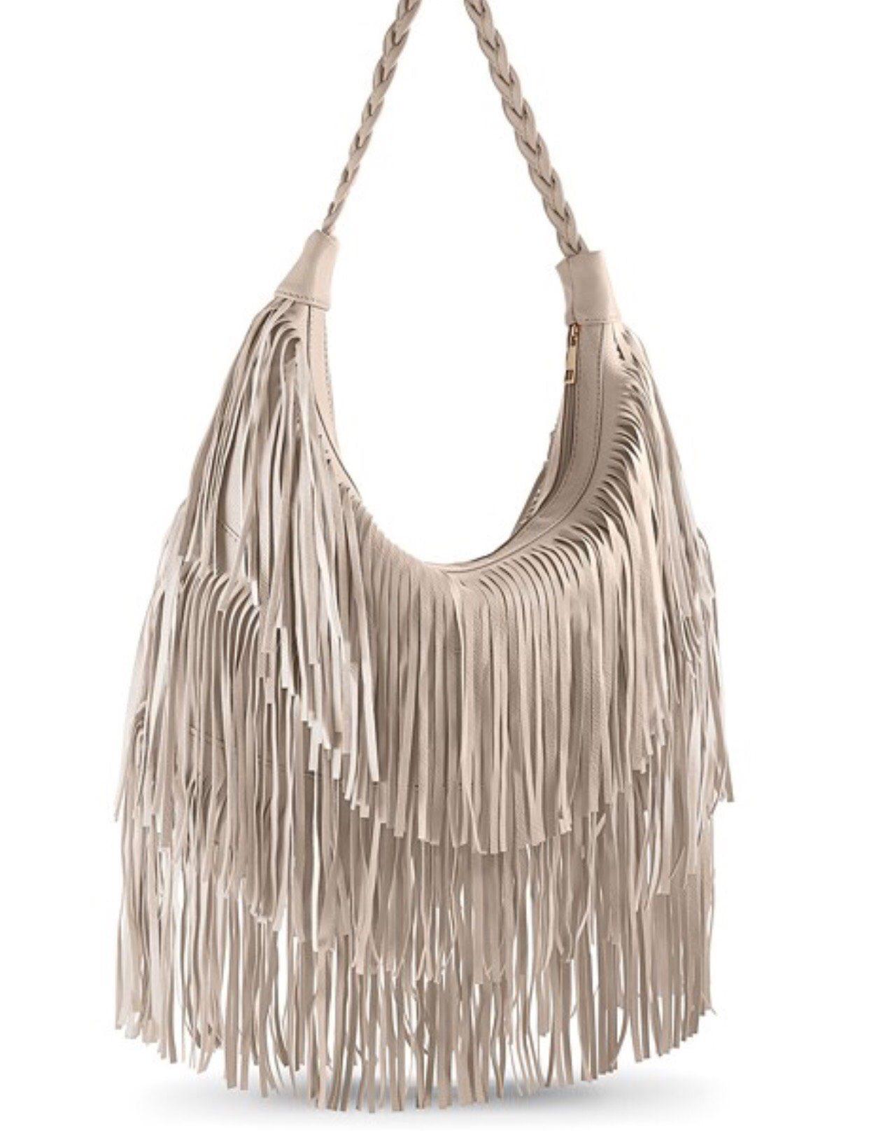 b667fc9ba1a4 Fringe Bag – Suzy Q Jewels